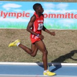 CARIFTA Athlete and 5th Form TCE Student - Myles Jackson
