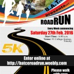 BATCE ROAD RUN FLYER